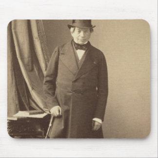 Baron James Rothschild Mouse Pad