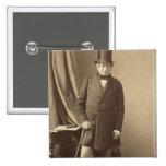Barón James Rothschild Pin Cuadrado