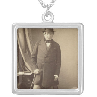 Baron James Rothschild Silver Plated Necklace