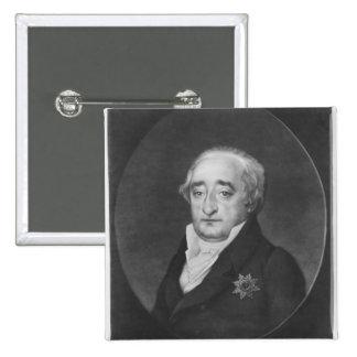 Baron Karl von Stein Pinback Button