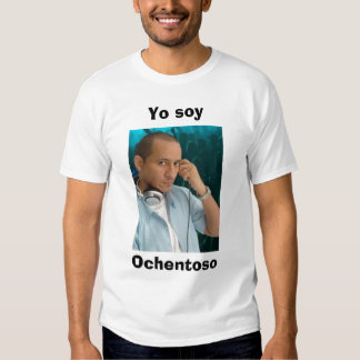 Baron Lopez El Ochentoso, Yo soy Ochentoso Tees