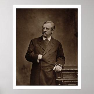 Baron Nils Adolf Erik Nordenskjold (1832-1901), fr Poster