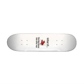 Barón rojo patines