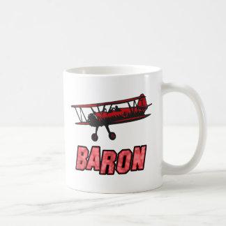 Barón rojo taza