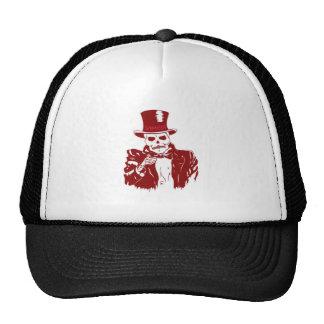 Baron Samedi Trucker Hat