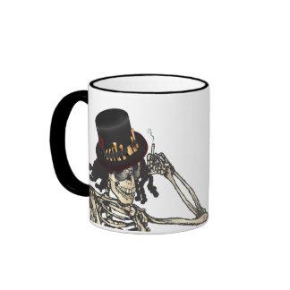 Baron Semedi and Semedi's Hat Ringer Coffee Mug