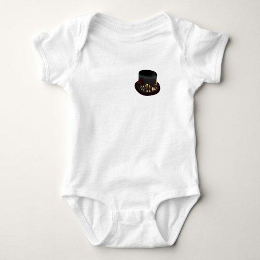 Barón Semedi y el gorra de Semedi Body Para Bebé