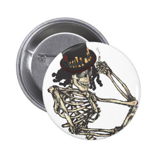 Barón Semedi y el gorra de Semedi Pin Redondo 5 Cm