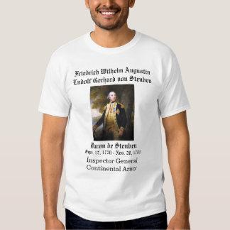 Baron von Steuben T Shirts
