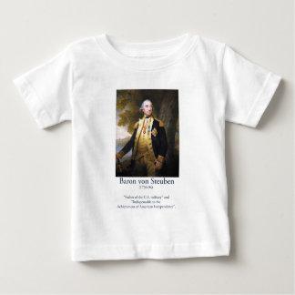 Baron von Steuben - US Military Baby T-Shirt