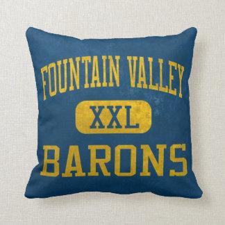 Barones Athletics de Fountain Valley Cojines