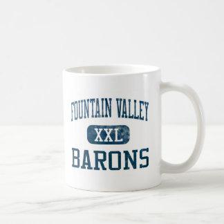 "Barones ""clase de FVHS de 2010"" tazas"