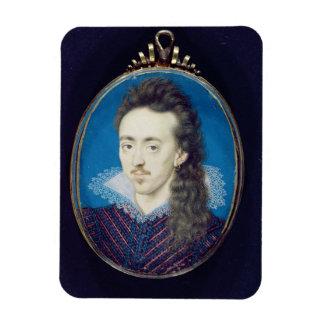 Barones del norte North, 1608-10 de Dudley (1581-1 Imanes Rectangulares