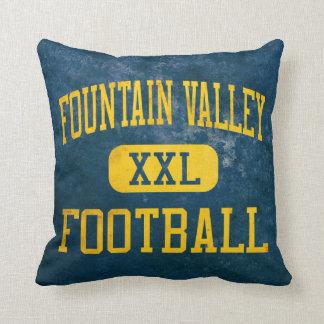 Barones Football de Fountain Valley Cojines