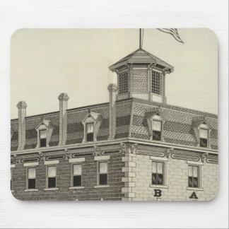Barones House Concordia Kansas Tapetes De Raton