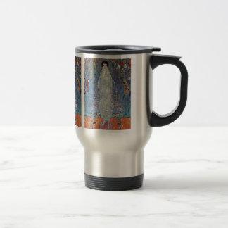 Baroness Elizabeth by Gustav Klimt Mug