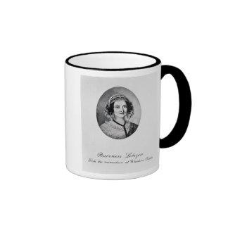 Baroness Louise Lehzen Ringer Mug