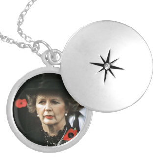 Baroness Thatcher Personalised Necklace