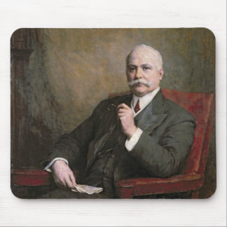 Baronet de sir Edward Hopkinson Holden First Mousepad