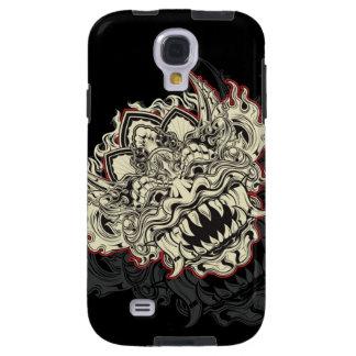 Barong Mask Galaxy S4 Case