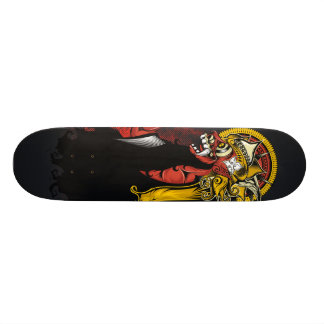 Barong Skate Deck