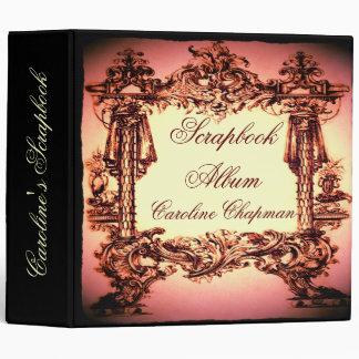 """Baroque 2"""" Ring Binder"""