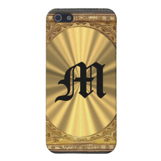 baroque and gold case for iPhone SE/5/5s