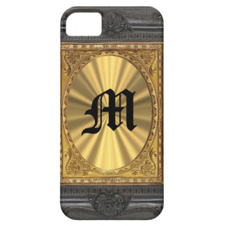 baroque and gold iPhone SE/5/5s case