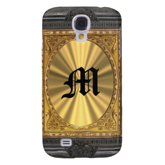 Baroque and gold samsung galaxy s4 case