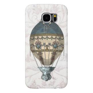 Baroque Balloon Blue & Cream Samsung Galaxy S6 Case