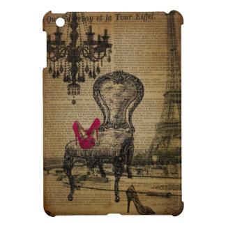 baroque chandelier rococo paris eiffel tower case for the iPad mini
