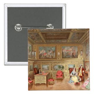 Baroque French Interior Design Murals Aristocratic Pin