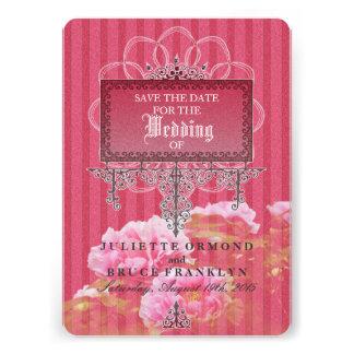 Baroque Glamour Wedding Invitation Set Collection