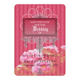 Baroque Glamour Wedding Invitation Set, Collection