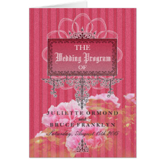 Baroque Glamour Wedding Invitation Set, Collection