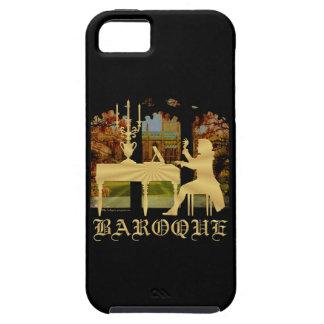 Baroque harpsichord iPhone SE/5/5s case