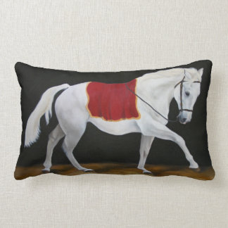Baroque Horse Pillow