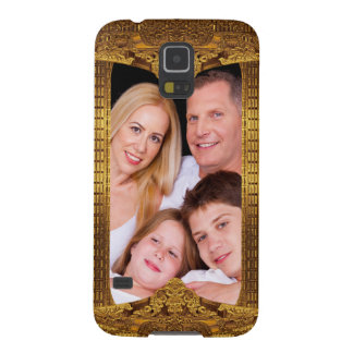 Baroque Insert Your Own Image Cases For Galaxy S5