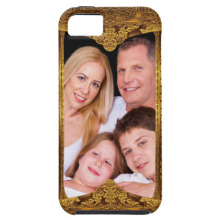 Baroque Insert Your Own Image iPhone SE/5/5s Case