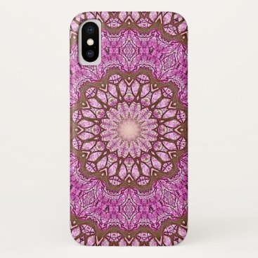 Baroque Mandala iPhone XS Case