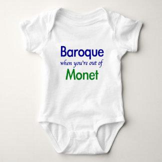 Baroque - Monet Baby Bodysuit