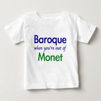 Baroque - Monet Baby T-Shirt
