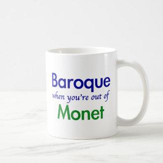 Baroque - Monet Coffee Mug