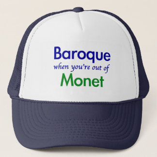 Baroque - Monet Trucker Hat