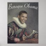 baroque-obama2-LG Poster