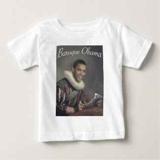 Baroque Obama Baby T-Shirt