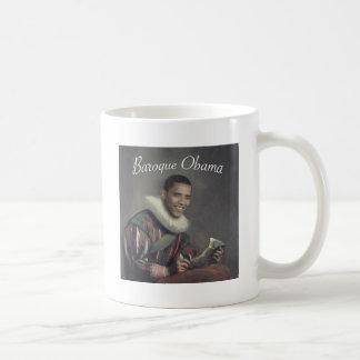 Baroque Obama Coffee Mug