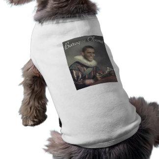 Baroque Obama Pet Tee