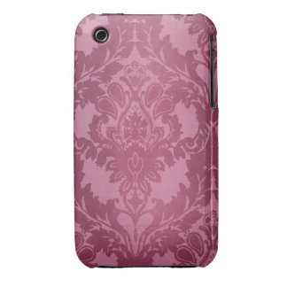Baroque pattern iPhone 3 case
