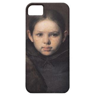 Baroque portrait iPhone 5 cases